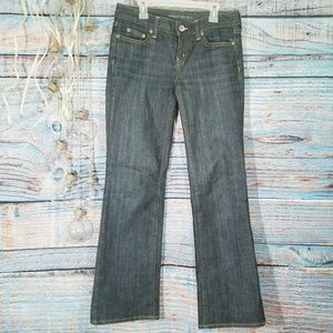 a Republic Boot Cut Jeans Petite Stretch 2 P